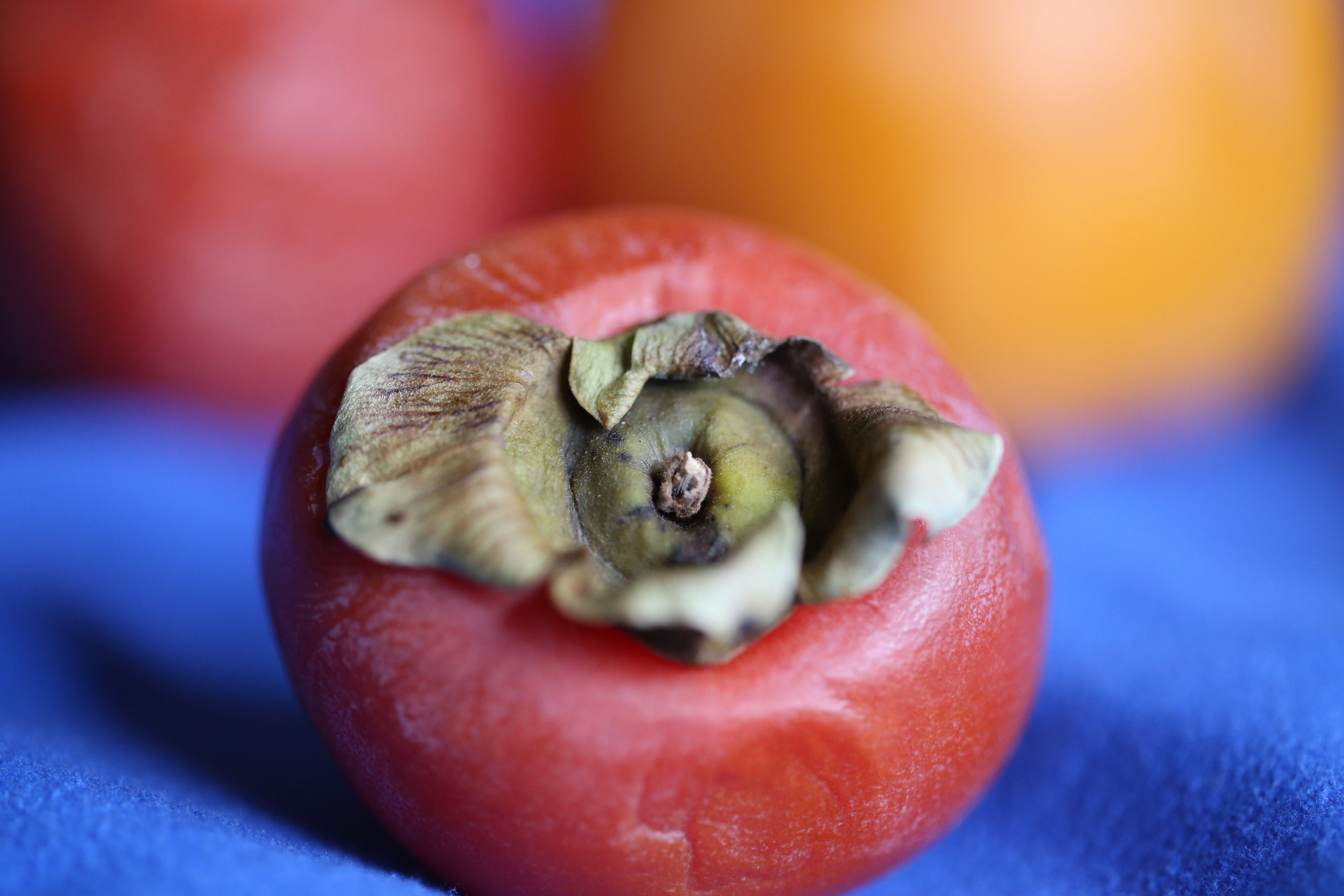 P for persimmon