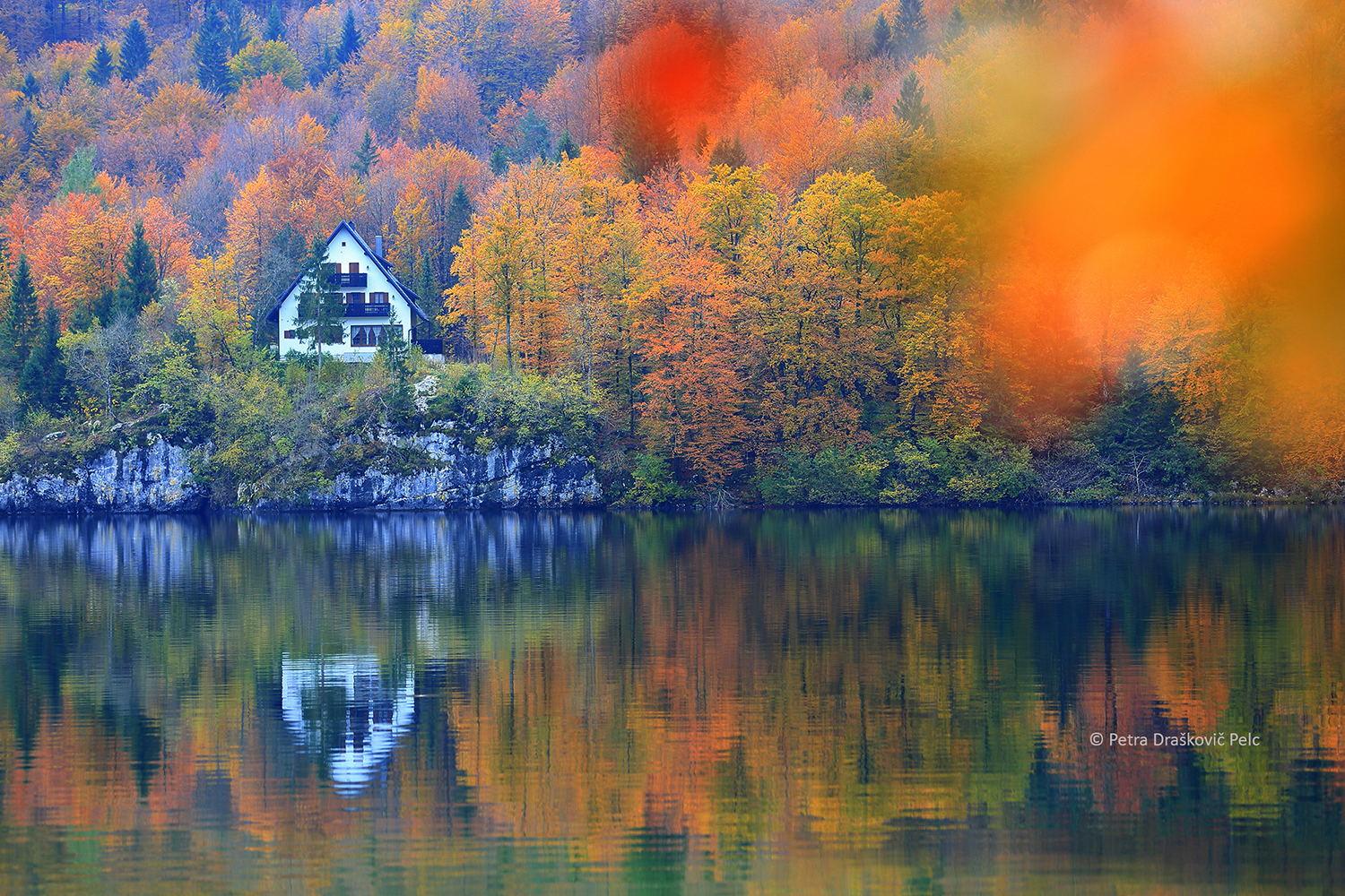 THE AUTUMN FACES OF BOHINJ
