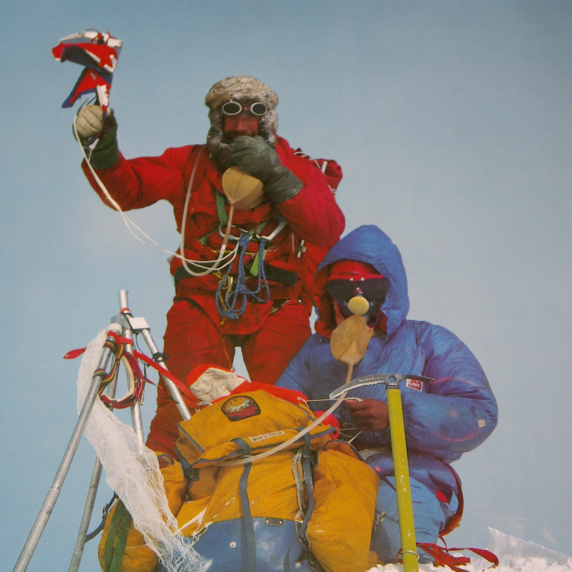"40 years since the ""Slovenian Everest"""