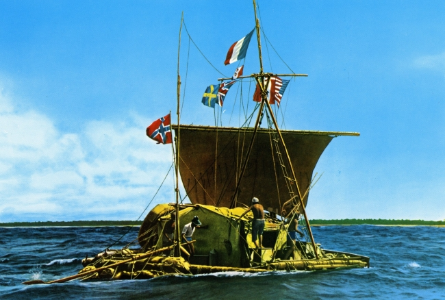 Raroia and the Story of the Kon-Tiki