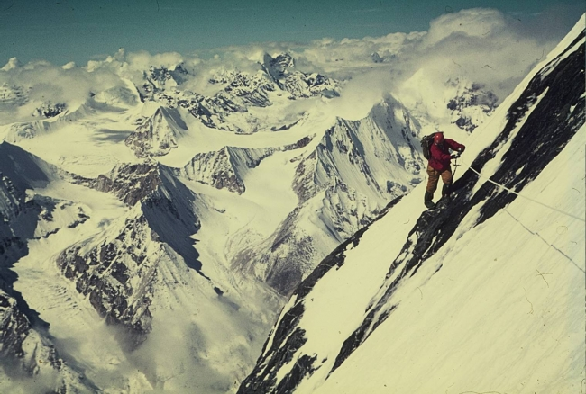 What brings me to climb the highest mountains and travel to the remotest places of our planet?