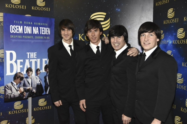 The Beatles and Help! The Beatles Tribute